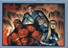 Fantastic Four Archives Complete 72 Card Base Set