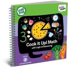 Leapfrog LeapStart Kindergarden Activity Book: Cook It Up! Math & Logic & Reason