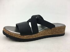 Athena Alexander Women's Blast Platform Sandals Size 6M, Black 1066