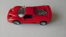voiture miniature course ferrari rouge maisto 1/39