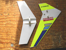 KYOSHO CONCEPT EP TAIL FIN SET