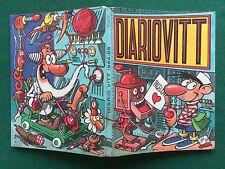 DIARIO VITT 1964/65 JACOVITTI Ed. AVE - scritto completo scuola