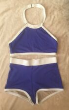 La perla Swimsuit Two Piece Womens High-raised Lining NWT Sz6/44Italy
