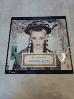 CULTURE CLUB *12''VINYL RECORD SINGLE* KARMA CHAMELEON * 1983 * VS 612 12