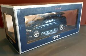 1/18 NOREV 1992 FORD ESCORT COSWORTH 182777 dark blue metallic. LE 1 of 1002