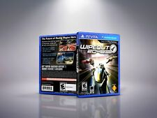 Wipeout 2048- Replacement PlayStation Vita Cover & Case. NO GAME!!