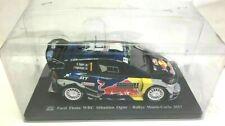 Ford Fiesta WRC Ogier 2017 Rally Montecarlo Ixo Salvat Diecast 1: 24