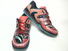 K-Swiss Vtg Mens Colorful Sneakers Shoes Red Blue Green US 10.5 EU 44 UK 9.5