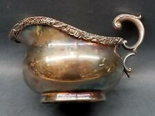 Wilcox International Silver Co New Beverly Manor 1313 Wide Lip Sauce/Gravy Boat