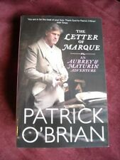 Patrick O'Brian - THE LETTER OF MARQUE- 1st TP