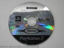 Jeu platinum MOTO GP 3 sur playstation 2 PS2 en loose francais sport race bike
