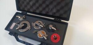 WH-505CNA Master Cylinder Brake Bleeder Adaptor Kit (1set / 6ea)