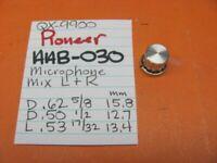 Pioneer AAB-030 Mix Mixing Knob QX-9900 Quad Stereo Receiver QC-800A