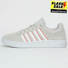 K Swiss Court Cheswick SDE Mens Suede Leather Casual Retro Fashion Trainers