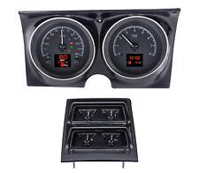 1968 Chevy Camaro w/Console Gauges HDX System, Black Face