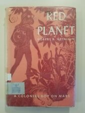 RED PLANET by Robert A. Heinlein 1949 hcdj Science Fiction FIRST EDITION ~ RARE!