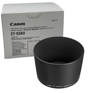 New CANON lens hood ET-83BII for EF 200mm f/2.8L II Lens