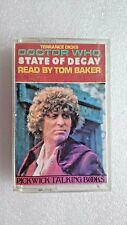 Doctor Who The State of Decay  Audio Book