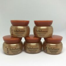 SULWHASOO Concentrated Ginseng Renewing cream EX 5ml x 5pcs Kit Korean Cosmetic