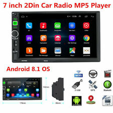 Car GPS Stereo Radio Double 2Din Android 8.1 7