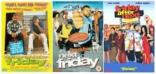 FRIDAY Trilogy Complete DVD Collection Next After 1+2+3 Original New Sealed