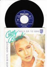 """7"""" Patty Brard - Hold on to Love ----"""
