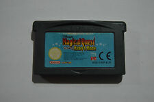 GBA GAME BOY ADVANCE MAGICAL QUEST LOOSE