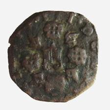 REGNO DI NAPOLI - FILIPPO III - Tornese 1616 con acciarino