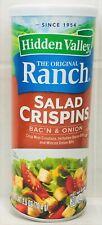 New listing Hidden Valley Ranch Salad Crispins Bacon & Onion 2.5 oz Bac'n