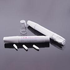 Nagellack Korrekturstift Nagellackentfernerstift 3 Ersatzspitzen nachfüllbar Pen