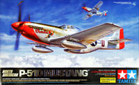 Tamiya 60322 WWII U.S. North American P-51D Mustang Kit - 1:32 (shipped from US)