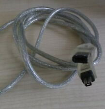 Firewire Camcorder DV LEAD CABLE CORD for Video Transfer 2m