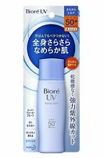 Biore UV Perfect Milk Sunscreen SPF50+ PA++++ Face & Body 40ml Waterproof Japan