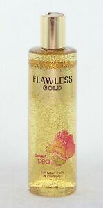 Sweet Pea 24k Gold Foam Cleanser Bath Body Works 12oz NEW wash gel shower soap