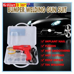 Professional Car Bumper Crack Repair Welding Machine Set AU 2021 NEW~