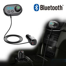 Quality Bluetooth Wireless Fm Transmitter 12/24V Car Truck Usb Charger Us seller