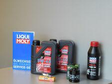 Sistema de mantenimiento PEUGEOT SATELIS 300 Filtro de aceite bujía Servicio