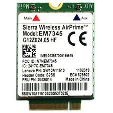 EM7345 4G Module NGFF M.2 WWAN Card 04 x 6014 4G LTE / HSPA + 42Mbps Card