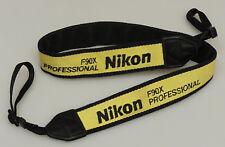 PRL) NIKON F90X PROFESSIONAL CINGHIA TRACOLLA FOTOCAMERA SHOULDER-BELT STRAP