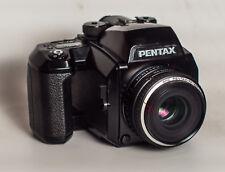 Pentax/Ricoh 645n, medio formato cámara, cámara profesional, enfoque automático