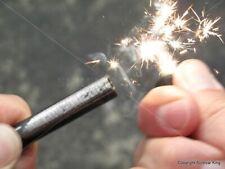 Ferrocerium rod flint (Magnesium) Feuerstarter  aanmaakstaafjes. 75 * 6,5 mm.