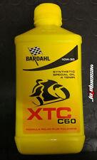 Bardahl XTC C60 10W30 1L Olio Sintetico 4T