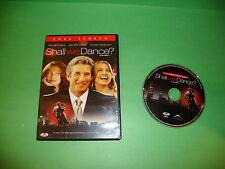 Shall We Dance? (DVD, 2005, Full Frame)