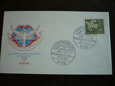 Postal History - Europa - Germany -Scott# 844 - Stamp Exhibition Westerburg