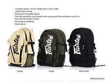 "Fairtex Bag8 Compact Bag Pack 19"" Height & 15"" Width Muay Thai Boxing Mma K1"