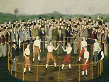 GEORGE HAYES AMERICAN BARE KNUCKLES OLD ART PAINTING POSTER PRINT BB5456A