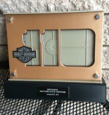 New Harley Davidson 110th Anniversary Albany,N.Y. Lighted Double Sided Picture F