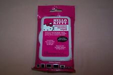 HELLO KITTY #902909 Electronics Cleaning Wet Wipes & Cloth 20 Wipes 1 Cloth NEW!