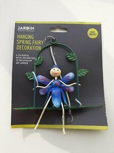 Hanging Spring Fairy Garden Decoration