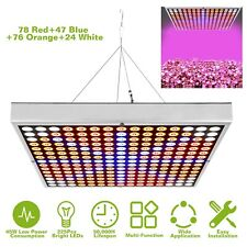 1000W LED Grow Light Panel Lamp Bulb for Hydroponic Plant Growing Full Spectrum